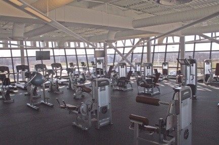 SCC main campus fitness center