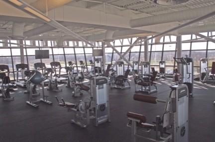SCC main campus fitness center